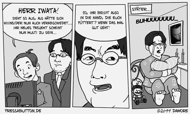 Bye-bye, Iwata!