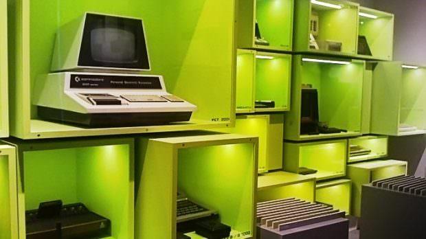 Eine Reise durch das Pixelzeitalter: Das Computerspielemuseum Berlin