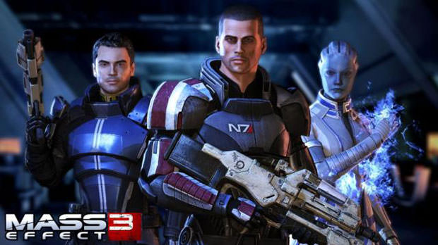 Im Audio-Test: Mass Effect 3 (PS3 / Xbox 360)