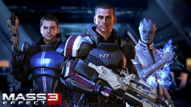 Im Audio-Test: Mass Effect 3 (PS3 / Xbox 360)