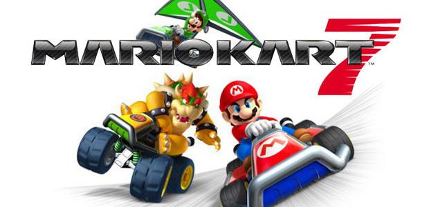 Mario kart 7 Online Matchmaking