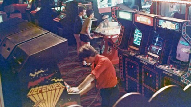 Spielhallen Spiele 80er