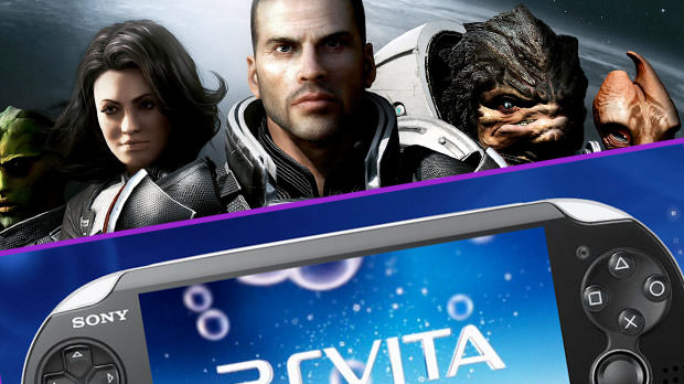 Podcast: PS Vita, Mass Effect 3 und Plastik