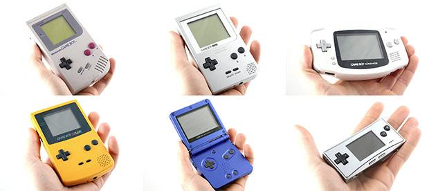 Slim oder XL? Der Game Boy im Wandel