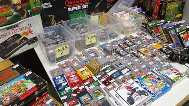 Leidenschaft und Sammelwahn: 11. Retro-Börse für klassische Videospiele im Ruhrgebiet