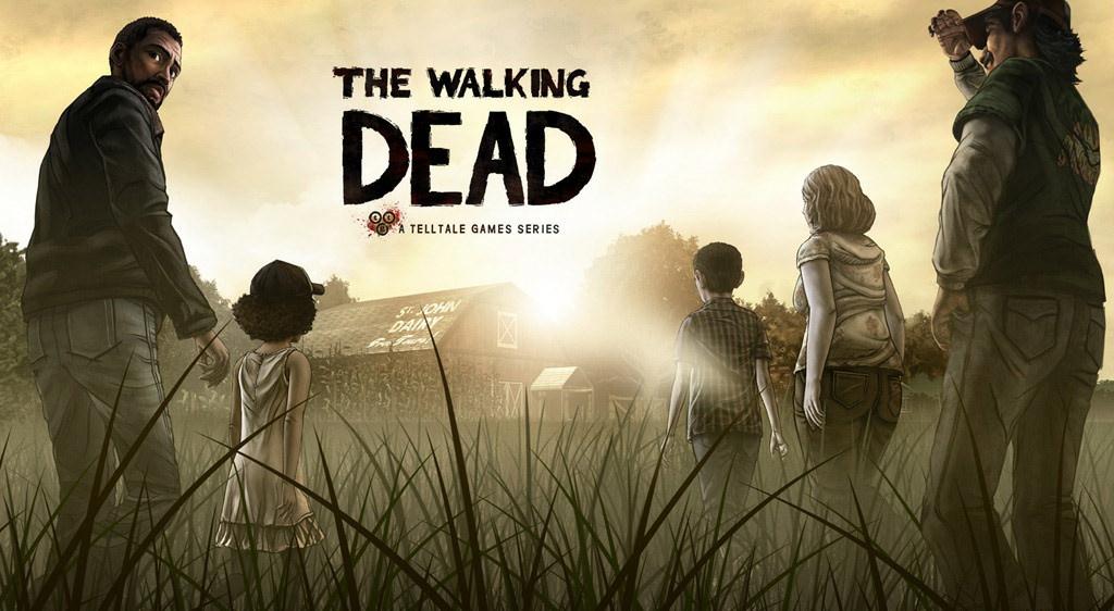 Die wichtigsten Spiele des Jahres 2012 – The Walking Dead