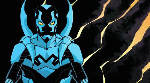 Einstieg in Comics: Blue Beetle