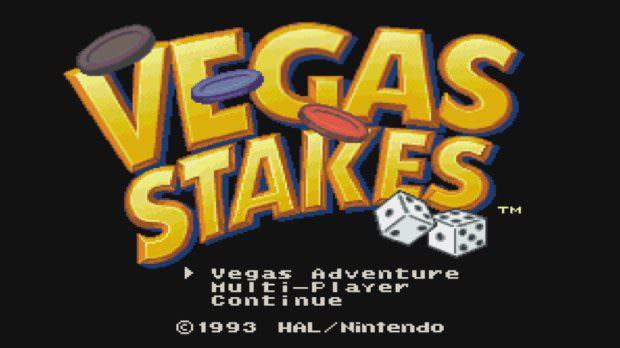 Vega Stakes (SNES)