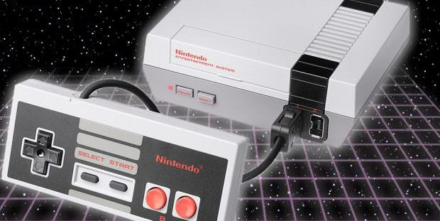 Nintendo Classic Mini – das NES feiert sein Comeback